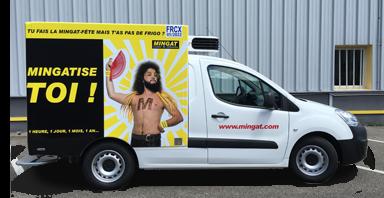 vehicule frigorifique