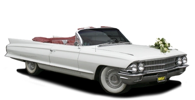 Mingat location Cadillac Eldorado Cabriolet