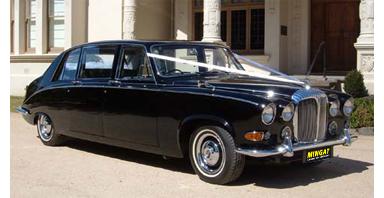Mingat location Daimler Jaguar Limousine