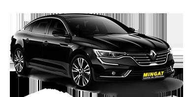 Mingat location véhicule confort Renault Talisman
