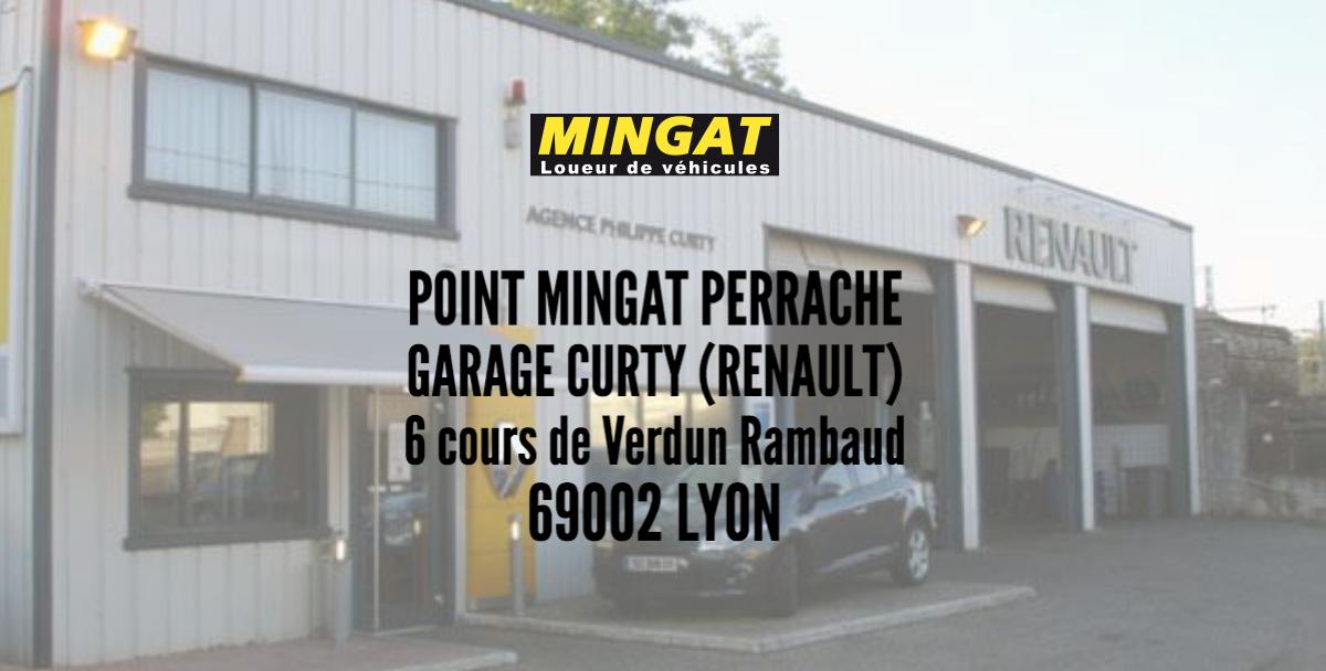 Agence location voiture lyon 2e perrache mingat location lyon 2e - Garage renault sainte foy les lyon ...